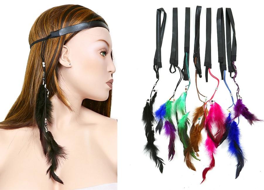 indianer hårbånd