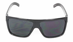 ba2dd404b9f8 Sort maskulin solbrille i robust design. - Design nr. 3084